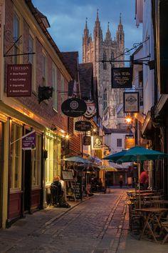 Canterbury, England (by S l a w e k)