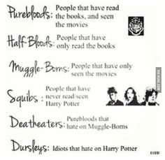 Pureblood or Deatheater??? hmmm..