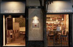 VE-GA BAR  en #madrid , #comidatradicional de la mano del #chef...#decoración #restaurantesenmadrid #restaurantes #cenadeamigas #chicas #girls