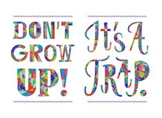 Don't grow by@AlexBeltechi