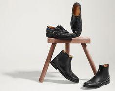 Troelstrup AW14. Sko og støvler fra Church's. // Shoes and boots from Church's.