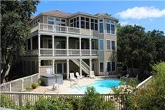 Afternoon Tee Outer Banks Rentals | Currituck Club - Soundside OBX Vacation Rentals