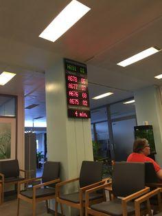 23. august 2016. Frederiksberg Hospital. Michael fulgte mig til nogle undersøgelser 😃