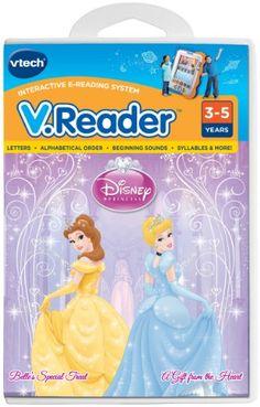 VTech - V.Reader Software - Disney's Princess *** You can get additional details at the image link.