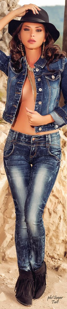 ✿⊱╮Sexy In Their Jeans ✿⊱╮️LO