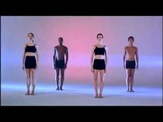 How to get a dancer's body.  This is what they do every day.  Full one hour 23 minutes!  New York City Ballet Workout.