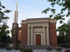 Small churches of Denmark | The Copenhagen Denmark LDS Temple: A Case Study
