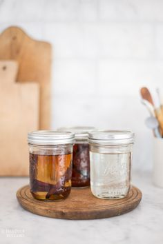 Flavored Coffee Syrup Recipes