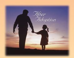 "I want to adopt a child(ren) someday... when God says, ""It's time."""