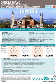 Turquía Clasica desde 949€ Tax incluidas.Oferta Cto 10 Noches,Salidas 19 y 26 de Mayo - http://zocotours.com/turquia-clasica-desde-949e-tax-incluidas-oferta-cto-10-nochessalidas-19-y-26-de-mayo-2/