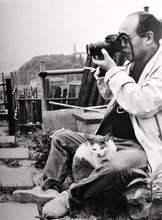 Nobuyoshi Araki (荒木 経惟 Araki Nobuyoshi?, born May 25, 1940) is a Japanese photographer and contemporary artist. He is also known by the nickname Arākī (アラーキー?).
