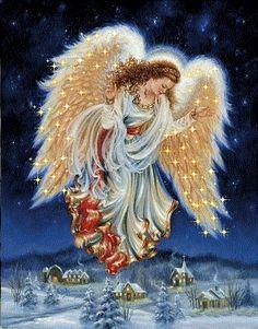 anjo vigiando