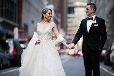 NYC/Urban wedding inspiration w/Anthony Vazquez Photography