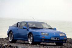 Renault Alpine GTA/A610
