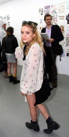 Even an Olsen