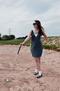 """Golf, an outdoor gym & some very cool active wear, by Rosa Fairfield""         Oh! Ducky Darling (#fashion #style #fashion blogger #magazine #editorial #dress #lookbook #ootd #outfit)"