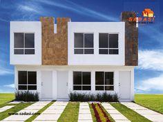 #lasmejorescasasdemexico LAS MEJORES CASAS DE MÉXICO. Nuestro prototipo FRESNO PLUS 2R, es una vivienda que cuenta con 52 m2 de terreno y 67 m2 de construcción. Esta bonita casa cuenta con sala, comedor, 2 recámaras, cocina, 1 y medio baños, patio de servicio y cajón de estacionamiento. En Grupo Sadasi, le invitamos a conocer nuestros desarrollos en Puebla, para que elija el modelo de casa que más le guste.  ddominguez@sadasi.com