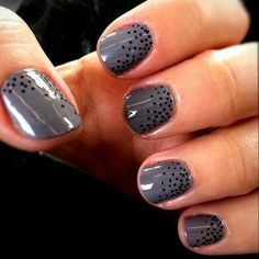 Easy Nail Designs For Short Nails Tumblr