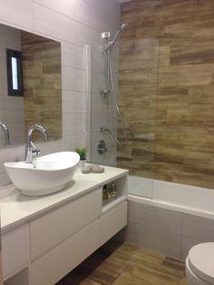 Bathroom designed by Lilach Ben Itzhak