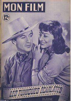 Mon film N°173 - Gary Cooper / Paulette Goddard - 14 décembe 1949