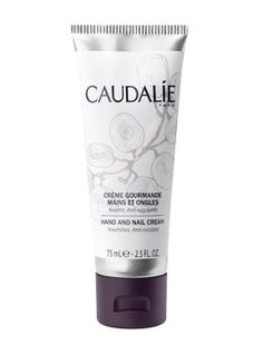 Caudalie - Hand and Nail Cream: Rich anti-oxidants protect and nourish hands without leaving a greasy film. Caudalie's hand cream also seems to extend the life of our manicures. The perfectly portable 2.5 oz tube fits easily into the smallest of handbags.