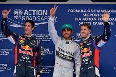 F1 GP DE CHINA 2014