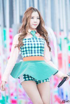 Orange Caramel Raina - cute preppy top with matching shorts set