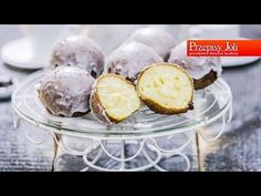 SZYBKIE PĄCZKI SEROWE - Przepisy Joli Food And Drink, Sugar, Cheese, Baking, Vegetables, Polish, Entertaining, Cook, Holidays