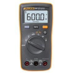 Multímetro Digital Compacto Fluke 107