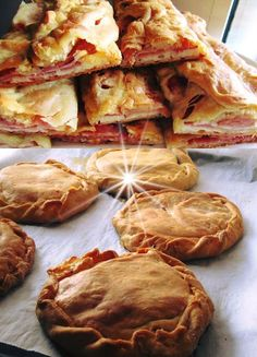Pastry Art, Mediterranean Recipes, Shrimp, Snacks, Desserts, Pastries, Party Time, Breads, Greek