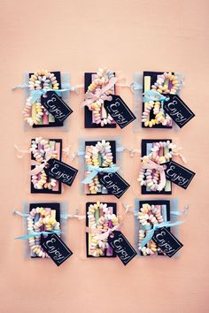 Best DIY Wedding Favour Ideas (BridesMagazine.co.uk)