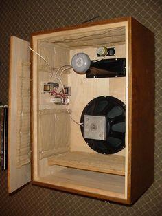 Horn Speakers, Diy Speakers, Wireless Speakers, Sound Speaker, Audio Sound, Hifi Music System, Klipsch Speakers, Speaker Plans, Valve Amplifier