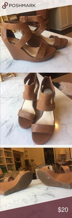 Jessica Simpson Wedges So comfy and still in good shape Jessica Simpson Shoes Wedges