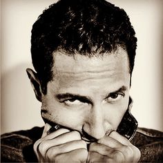 Sasha Roiz poses for a portrait.