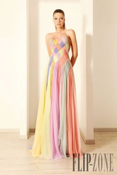 Rami Kadi 2012 collection - Couture