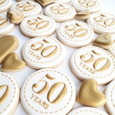 Golden Anniversary | Cookie Connection