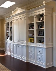 Wall unit. Like but not the top