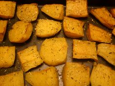 batata doce no forno