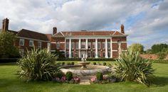 Our Wedding Venue, Parklands, Quendon Hall, Quendon, Essex, UK.