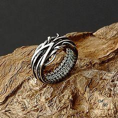 silver ring by Atalia65.deviantart.com on @DeviantArt