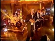 Mike & The Mechanics - A Beggar On A Beach Of Gold - Top Of The Pops - T...