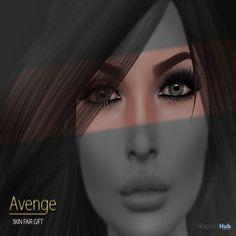 Passion Night Eyeshadow Skin Fair 2016 Gift by Avenge
