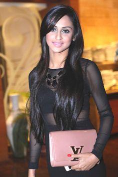 Krystle D'Souza #Fashion #Style #Bollywood #Beauty