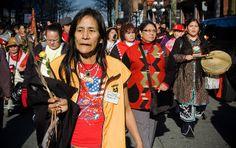 Why Is Stephen Harper Ignoring the UN's Push to Investigate Missing Aboriginal Women?   VICE Canada