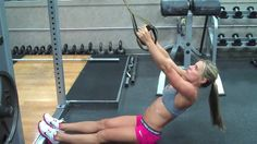 TRX Total Body Circuit - will be using the Isawall to do this!