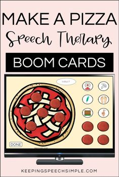 This pizza themed digital resource is a fun way to engage students during distance learning or teletherapy. This can also be used in the speech room. Use this resource with your kindergarten, early elementary students and with some preschool students. Target phonemes including vocalic /r/ and blends with this effective and fun speech therapy resource. This resouces is a must have resource for the busy SLP. Easy to use and effective. Click here to see more of this speech therapy activity.