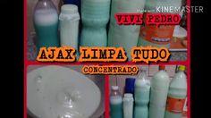 AJAX LIMPA TUDO CONCENTRADO INÉDITO
