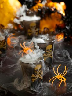 No matter what's your Halloween guests' favorite poison, we've got you covered with 27 devilishly delightful cocktail, martini, punch and shot recipes — all guaranteed to raise spirits at your monster mash.