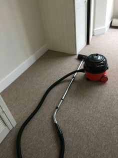 Henry the vacuum cleaner