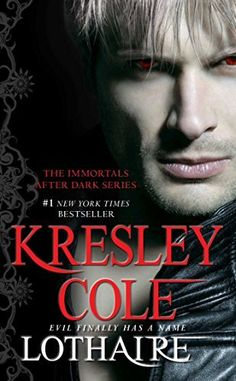 """Read """"Lothaire"""" by Kresley Cole available from Rakuten Kobo. New York Times bestselling author Kresley Cole continues her electrifying Immortals After Dark series with this thril. Great Books, New Books, Books To Read, Paranormal Romance Books, Romance Novels, Immortals After Dark, Saga, Kresley Cole, Dark Books"""